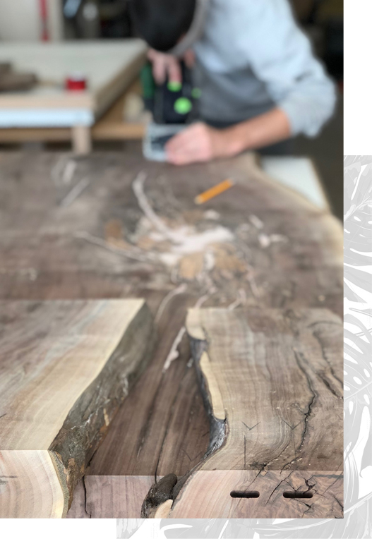 Handcrafted American Hardwood Furniture